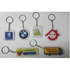 Acrylic Key-Chain (Sandwich)