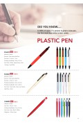 1) Pen Catalogue
