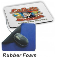 Rubber Mouse-Pad